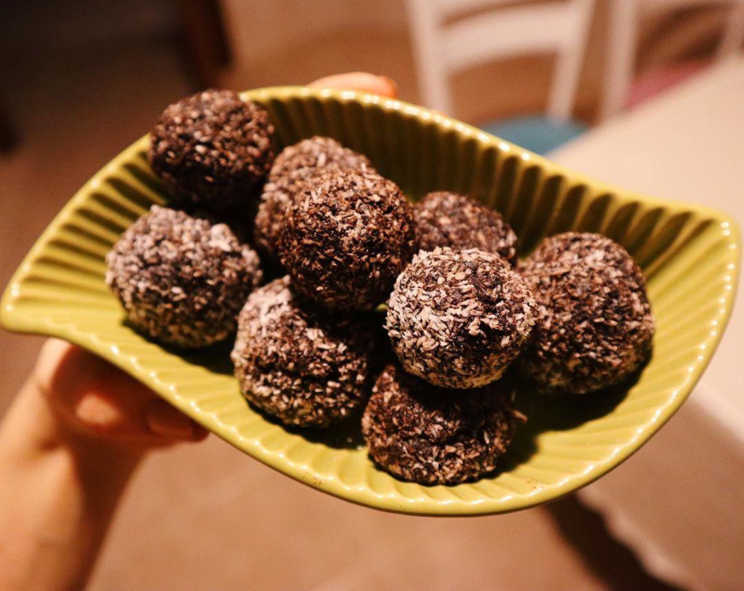 Fit Çikolata Topları